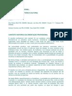 ORIENTAÇÃO PROFISSIONAL-1