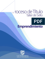 Taller de Sello Emprendimiento 1