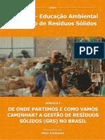 Educação Ambiental na Gestão de Resíduos Sólidos - Módulo 1