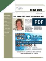 COGVA News May 2018