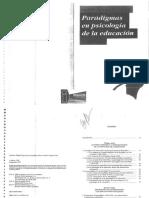 Hernandez Rojas 2001 Psicología de La Educación Encuadre Epistemológico