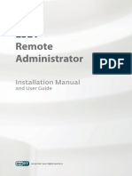 ESET Remote Administration User Guide