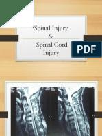 Dr Novan Spinalinjury