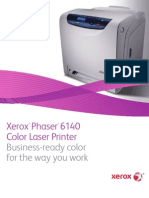Phaser 6140 Broc