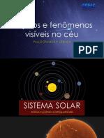 Oficina - Introdução Astronomia