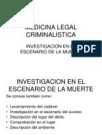 Medicina Legal Criminalistica 4