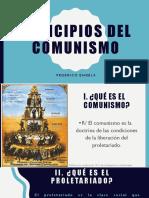 Principios Del Comunismo ENGELS y la Plusvalia