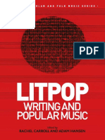 (Ashgate Popular and Folk Music Series) Rachel Carroll, Adam Hansen-Litpop_ Writing and Popular Music-Ashgate Pub Co (2014).pdf