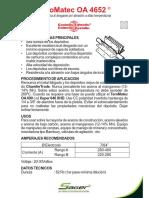Teromatec OA4652