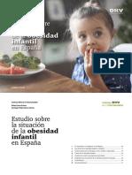 Estudio Obesidad Infantil