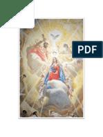 Santisima Virgen Maria, Reina.