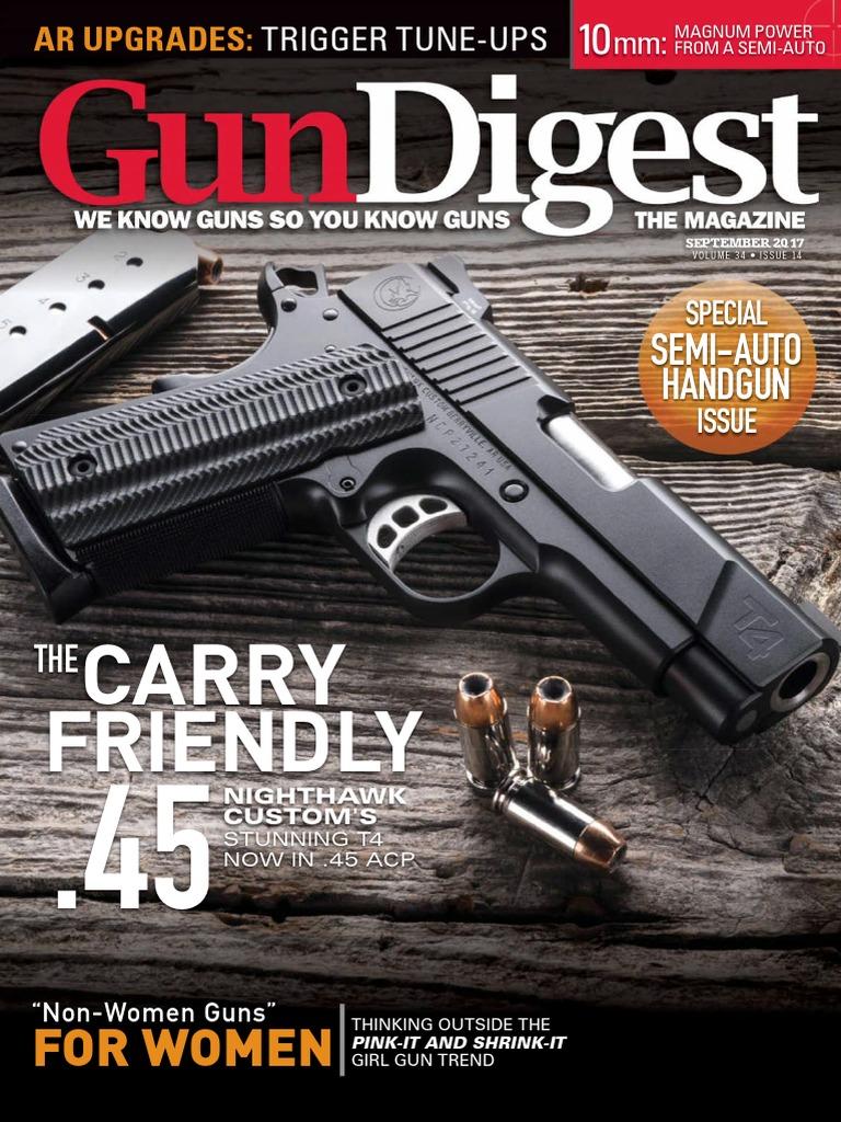 GD SEP 2K17 | Firearms | Ammunition