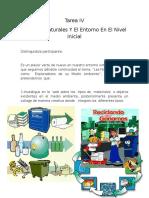 Tarea 4 de Ciencias Naturales y El Entorno en El Nivel Inicial