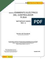Guía Del Estudiante Mtto Elect R30iA Esp - Rev 0.1.1