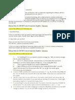 SAP Ecc5 vs SAP Ecc6