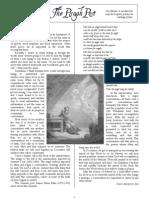 December 2007 Pisgah Post Newsletter, Pisgah Presbyterian Church