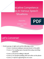 communicativecompetencestrategiesinvariousspeechsituations-170723204140