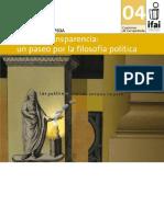 Jesus Rodriguez - Estado y Transparencia