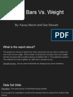 candy bars vs