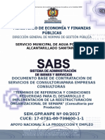 17 0781-00-739600 1 1 Documento Base de Contratacion