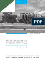 Relatorio Qualidade do Ar Externo São Paulo 2016