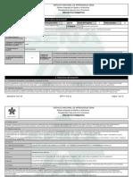 Reporte Proyecto Formativo - 1397504 - Gestion y Ejecucion de Proyect