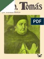 Santo Tomas - Stanislas Breton