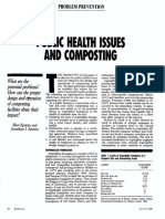 EPSTEIN Public Health Issues and Composting