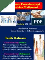 Farmakologi klinik Antibiotik
