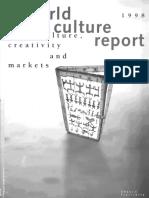 World Culture Report 1998
