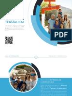Guia do Termalista - Termas de S. Pedro do Sul
