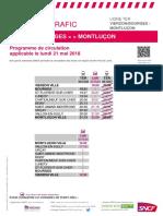 Vierzon_bourges - Montluçon Du 21-05-2018