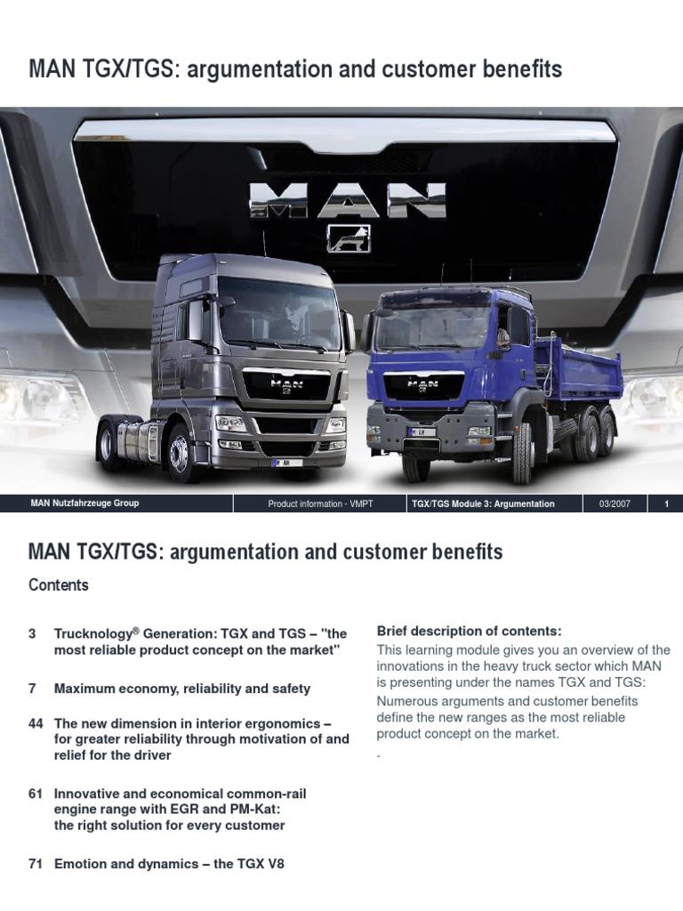 Gb 070614 Mod3 Tgx Tgs Arg | Manual Transmission | Automatic Transmission