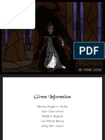 The Nervous Knight Character Design Bible (Updated)