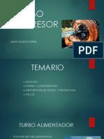 Turbo Compresor Maq Neuma