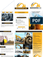 Brochure Marchservice