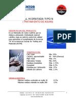 3. Cal Hidratada _Tipo_N