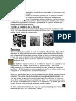 Ficha Literaria Niño Del Pijama a Rayas