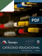 Minipa Catalogo Educacional