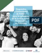 Diagnóstico y Lineamientos para la aplicación de la JR en Colombia VF