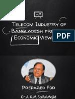 Presentation on Telecom Industry