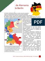 La división de Alemania y el Muro de Berlín 1948 1989