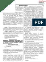 RESOLUCIÓN DIRECTORAL Nº 0007-2018-MINAGRI-SENASA-DSV