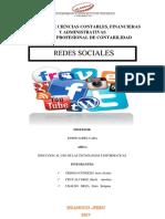 Monografia Redes Sociales-tics