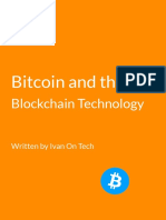Bitcoin and the Blockchain Technology