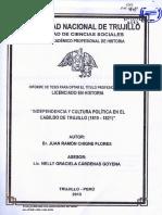 INDEPENDENCIA Y CULTURA POLITICA EN EL CABILDO DE TRUJIO ( 1815 -1821). CHIGNE FLORES JUAN(FILEminimizer).pdf