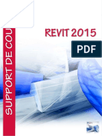 Support de Cours 2 Revit 2015