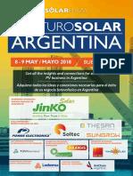 2018 - EFS Argentina - Event Brochure