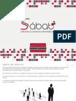 Brochure Sabat portafolio servicios