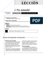 Manual para Infantes Leccion 7